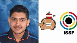ISSF Junior World Cup- Anish Bhanwala Wins Gold