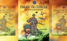 Indian Army Releases Book on Paramveer Chakra Awardees