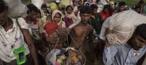 UN issues $951 million appeal for Rohingya refugees