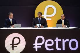 USA Bans Use of Venezuelan Cryptocurrency- Petro