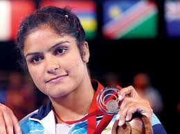 Wrestler Navjot ranked world No.2 in women's 65kg rankings