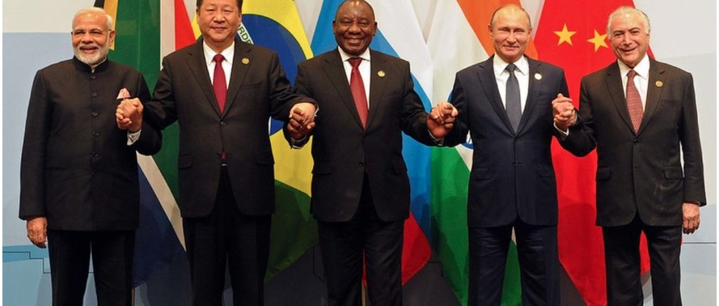 BRICS bank $1 billion loan to South Africa