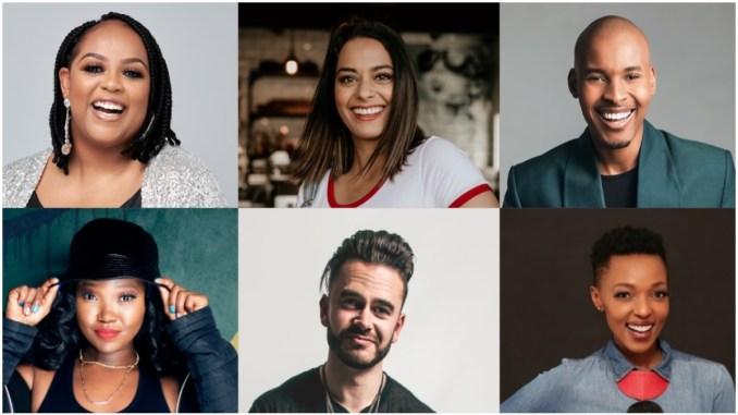 Celebs on South Africa's Freedom Day