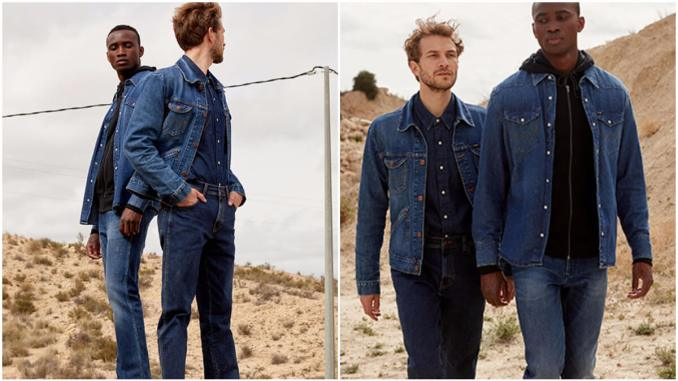 Icons collection wrangler jeans South Africa