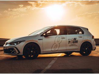 Volkswagen Golf 8 GTI launch South Africa