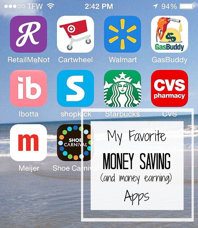 Tips | Money Saving (and money earning) Apps
