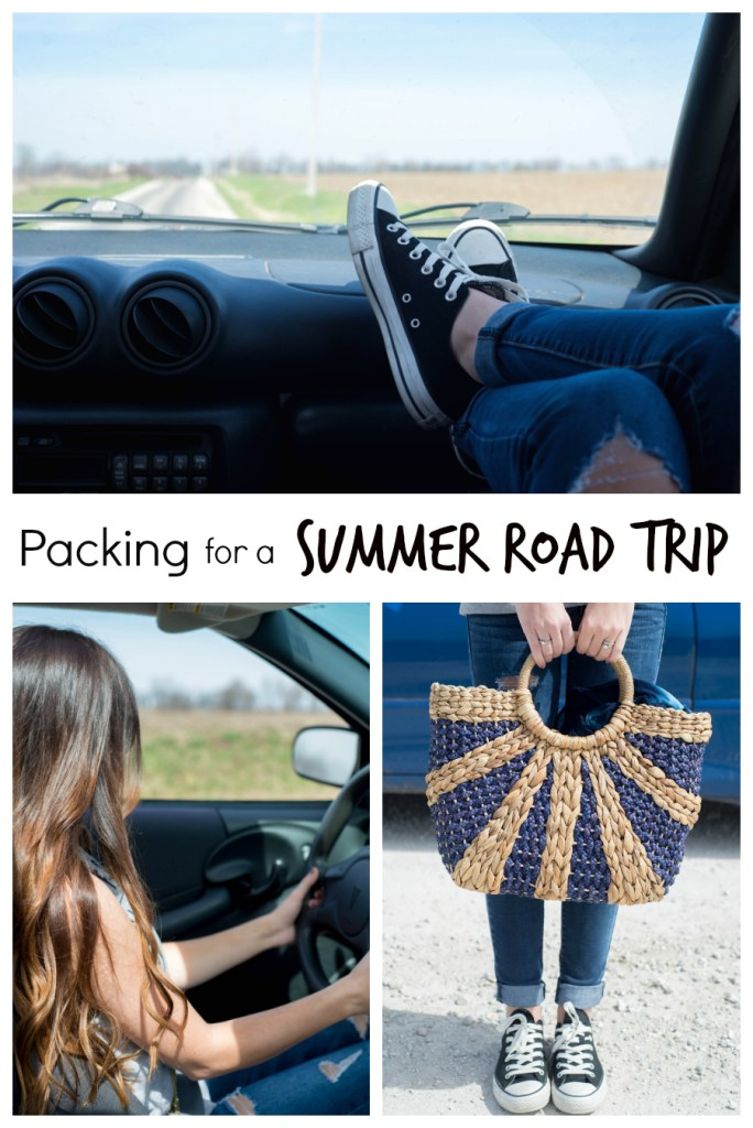 How to Pack for a Summer Road Trip