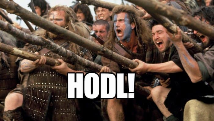Keep Hodling