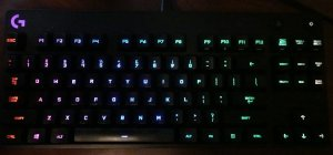 g pro gaming keyboard