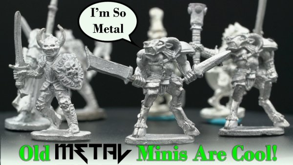 vintage classic pewter miniatures
