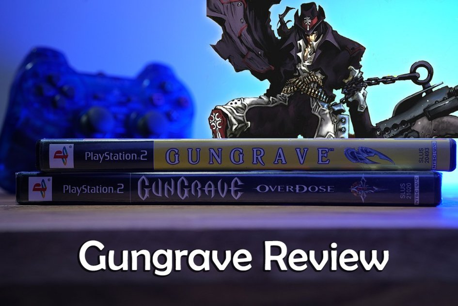 gungrave ps2 video game