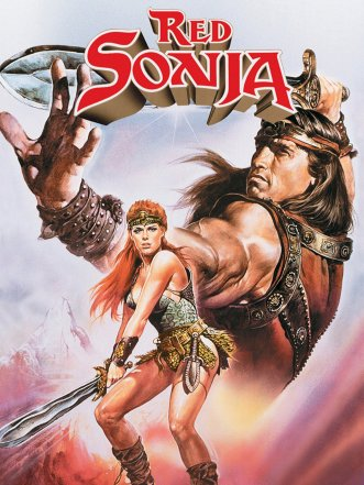 red sonja conan the barbarian destroyer