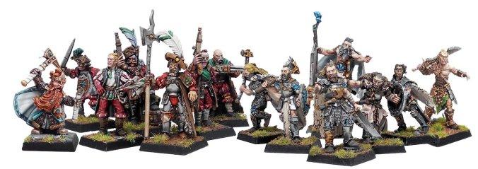 frostgrave dwarf dwarves barbarian norse elves elf human gw freeguild cities of sigmar