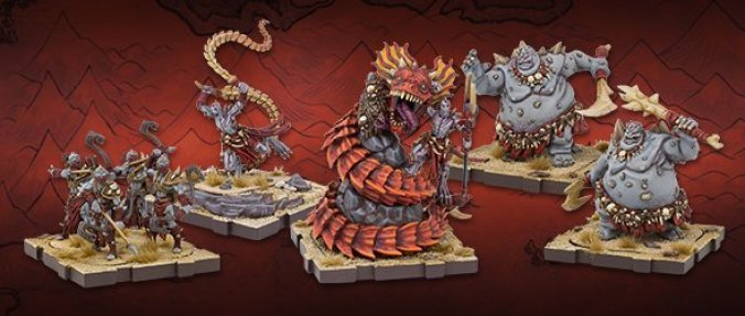 runewars demon minis miniatures to buy reign in hell tabletop minions