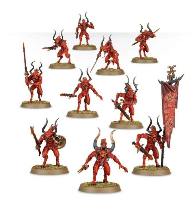 red demon miniatures reign in hell