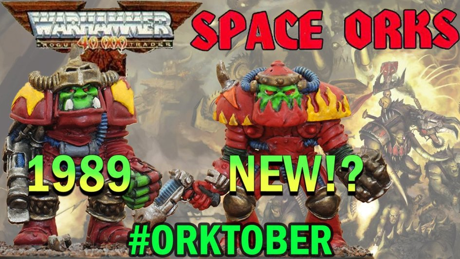 orktober ork miniatures 40k warhammer games workshop gw knightmare games minis miniatures orc orcs