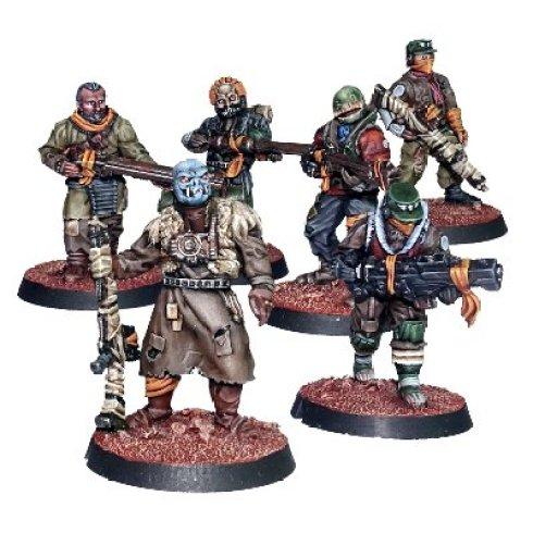 maelstroms edge conversions convert kitbash death korps of krieg kill team octarius warhammer 40k