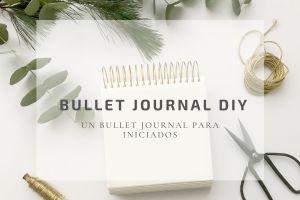 Bullet journal DIY para iniciados