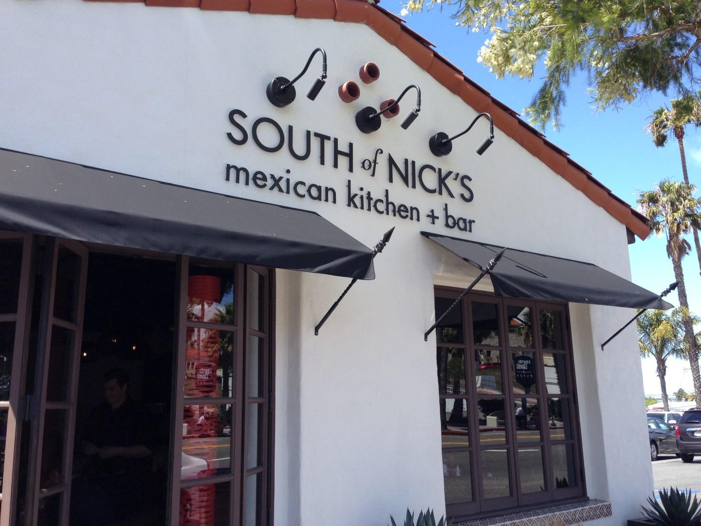 south of nicks