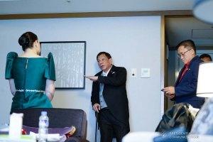 PRRD with Davao Mayos Sara Duterte