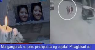 Myra Morga caught in CCTV