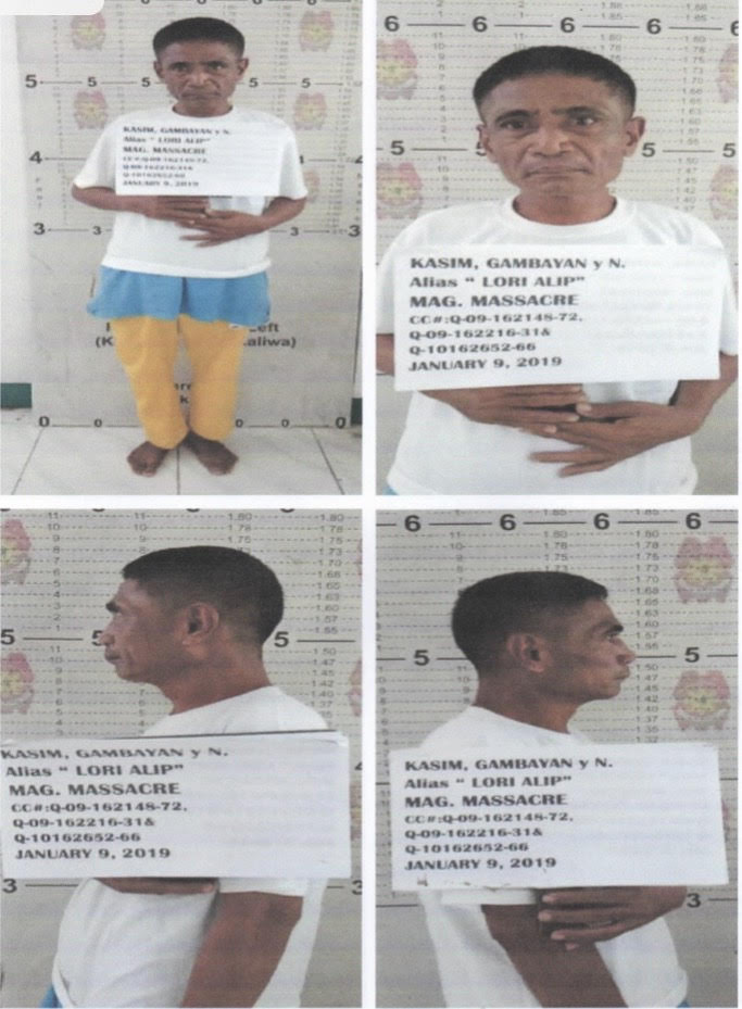 Ampatuan Fugitive nabbed