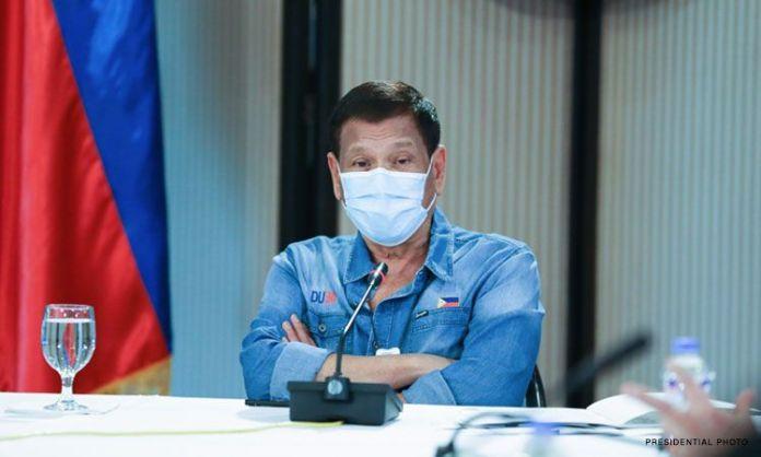 Duterte quarantine