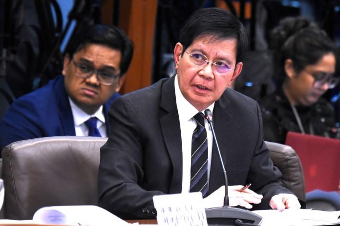 Senate nCoV hearing