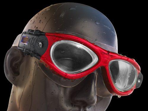 Freestyle Swim Camera Goggles from Liquid Image ...