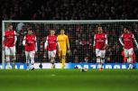 Arsenal lose to Bayern