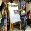 Presentación de proyecto del CECIP, por Soraia Melo