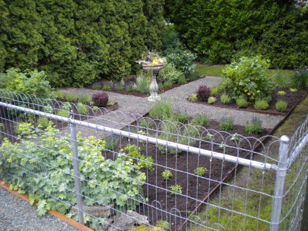 Formal Herb Garden
