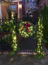 Lighted Gate