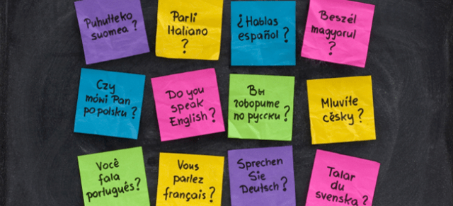 modern languages front page