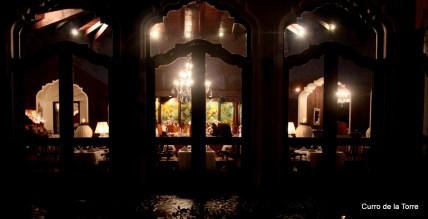 Exterior Comedor Hotel Vista Real Guatemala Navidades 2103