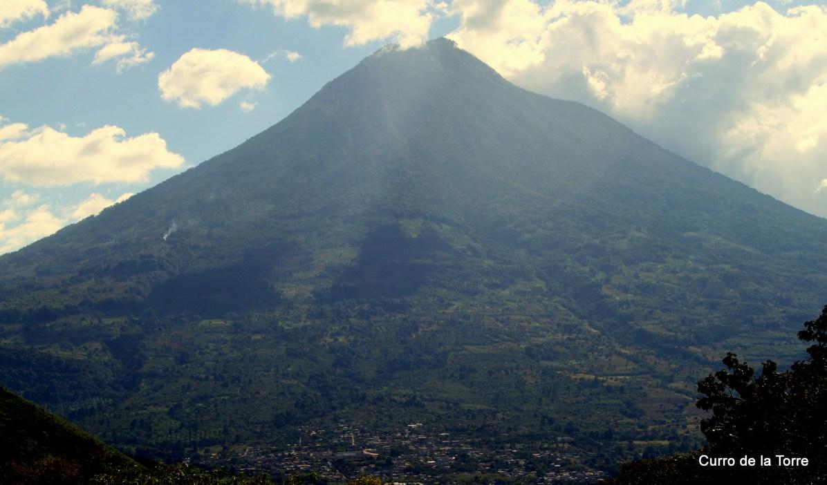 Volcán de Agua Antigua Guatemala