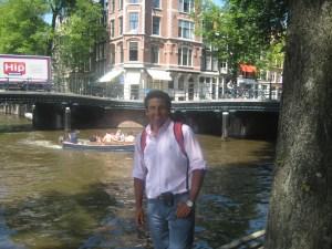 Amsterdam. IADIS International Conference E-Commerce (Julio 2008)