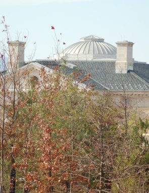 Montagne Verte Distant Dome