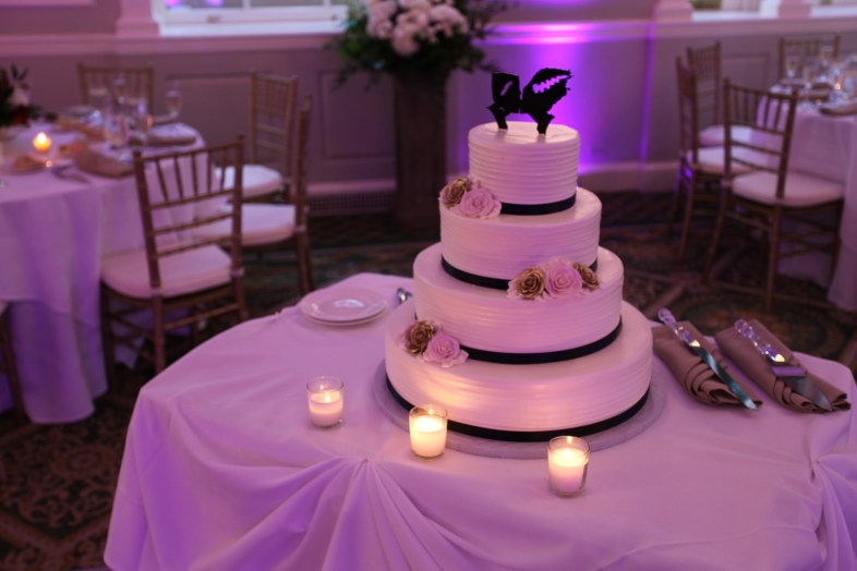 CurryEventServices.com 4 Tiered Cake