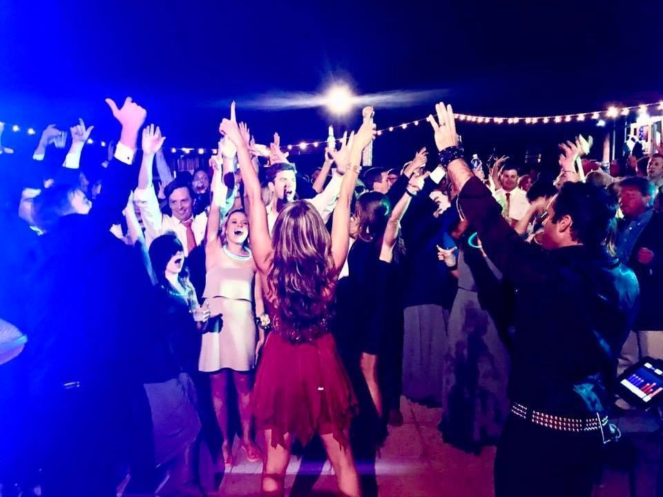 Outdoor Party Celebration