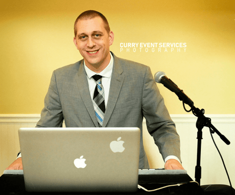DJ Blake , Curry Event Services