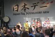 Japan-Tag, Japan Day, 日本デー, Düsseldorf, Duesseldorf, 2016, stage program, performance, Tanzgruppe, German, Deutschland, ドイツ, 日本