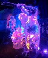 Karls Erlebnisdorf, Karl's adventure farm, Eisausstellung, ice exhibition, Eiszeit, Elstal, ice sculpture, Arabian Nights, Germany, Deutschland, ドイツ, trip, Ausflug