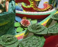 Tojin Baka, Toujin-Grab, Tojin Grave, 唐人墓, monument, Denkmal, Chinese style, Ishigaki, 石垣島, tropical island, Okinawa, 沖縄県, Japan