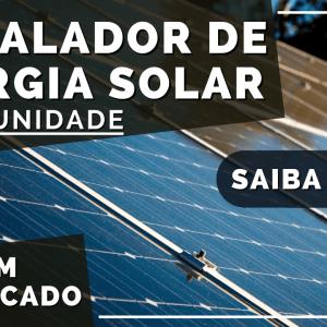 Qual o Melhor Curso de Instalador de Painéis Solares Fotovoltáico