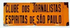Club de periodistas espíritas de Sao Paulo