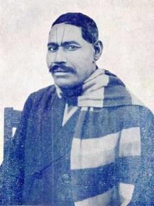 Kedar Nath, el marido de Shanti Devi en su vida anterior
