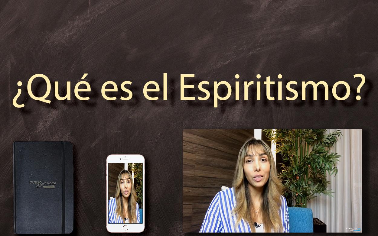 Imagen del Video ¿Qué es el Espiritismo?