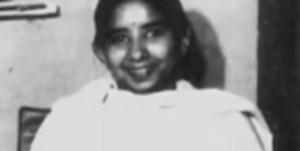 Shanti Devi con 9 años