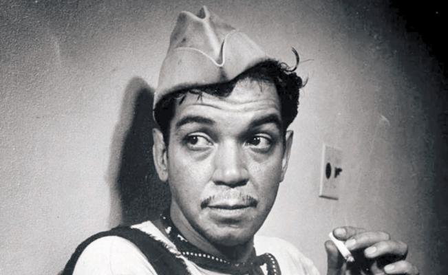 Ilustración del artículo Siguen entre nosotros: Mario Moreno Cantinflas